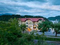 Вид-отеля, Triglav, Блед, Словения
