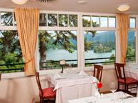 Ресторан, Triglav, Блед, Словения