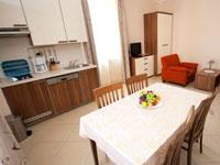 Кухня, Apartments Vila Piranesi, Пиран, Словения