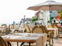 Ресторан, Apartments Vila Piranesi, Пиран, Словения