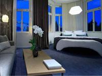 Номер-в-отеле, Cubo, Любляна, Словения