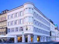 Экстерьер-отеля, Cubo, Любляна, Словения