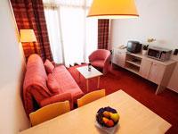 Номер-в-отеле, Apartmaji Vile Barka 3*, Порторож, Словения