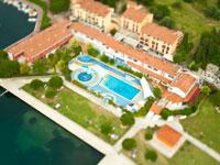 Экстерьер-отеля, Apartmaji Vile Barka 3*, Порторож, Словения