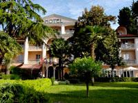 Экстерьер-отеля, Hotel Marko, Порторож, Словения
