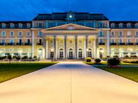 Экстерьер-отеля, Grand Hotel Rogaska, Рогашка Слатина, Словения