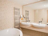 Ванная-комната, Grand Hotel Sava Superior, Рогашка Слатина, Словения