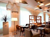 Лобби, Grand Hotel Sava Superior, Рогашка Слатина, Словения