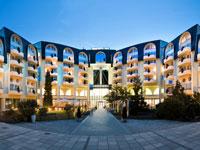 Экстерьер-отеля, Grand Hotel Sava Superior, Рогашка Слатина, Словения