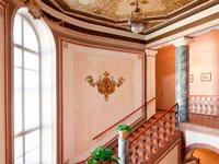 Интерьер-отеля, Metropol 3*, Франтишковы Лазне, Чехия