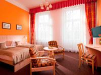 Номер-в-отеле, Metropol 3*, Франтишковы Лазне, Чехия