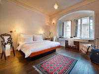 Номер-в-отеле, Design Neruda 4*, Прага, Чехия