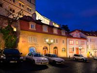 Экстерьер-отеля, Design Neruda 4*, Прага, Чехия