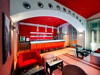 Бар, Red & Blue Design 4*, Прага, Чехия