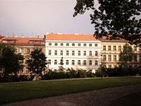 Экстерьер-отеля, Red & Blue Design 4*, Прага, Чехия
