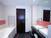 Ванная-комната, Red & Blue Design 4*, Прага, Чехия