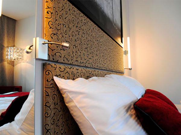 Номер в отеле, Red & Blue Design 4*, Прага, Чехия