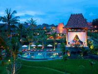 Индонезия/о. Бали/Удуд/Alaya Resort Ubud 4*/вид из нового крыла отеля