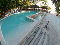Бассейн, Sea Wind Boracay 4*, Боракай, Филиппины