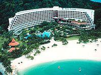 Вид отеля Shangri-La Rasa Sentosa 4*, Сентоза, Сингапур