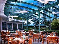 Вид ресторана в отеле Shangri-La Rasa Sentosa 4*, Сентоза, Сингапур
