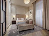 LuxurySuite_bedroom, Aleksander 5*, Рогашка Слатина, Словения