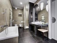Presidential_bathroom, Aleksander 5*, Рогашка Слатина, Словения