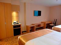 Номер-в-отеле, Metro Bukit Bintang 3*, Куала-Лумпур, Малайзия