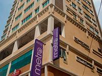Экстерьер-отеля, Metro Bukit Bintang 3*, Куала-Лумпур, Малайзия