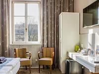 Номер в отеле, Royal Court 4*, Прага, Чехия