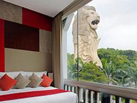 Номер в отеле, Le Meridien Singapore, Sentosa 5*, Сентоза, Сингапур