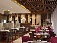 Ресторан, Le Meridien Singapore, Sentosa 5*, Сентоза, Сингапур