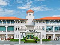 Экстерьер отеля, Le Meridien Singapore, Sentosa 5*, Сентоза, Сингапур
