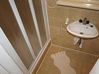 Ванная комната, Apartments Adria, Анкаран, Словения
