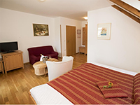 Номер в отеле, Kristal Bohinj 4*, Бохинь, Словения