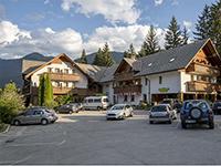 Общий вид отеля, Kristal Bohinj 4*, Бохинь, Словения