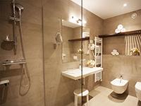 Ванная комната, Cliff 4*, Изола, Словения