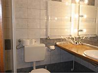 Ванная комната, Alpina 3*, Краньска-Гора, Словения