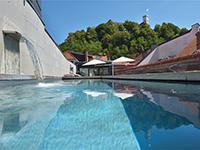 Бассейн, Vander Urbani Resort 4*, Любляна, Словения