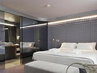 Номер в отеле, Vander Urbani Resort 4*, Любляна, Словения