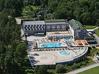 Общий вид отеля, Habakuk 4*, Марибор, Словения