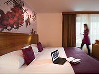 Номер в отеле, Mercure Maribor City Center (ex. Piramida) 4*, Марибор, Словения