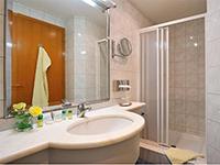 Ванная комната, Krka 4*, Ново Место, Словения