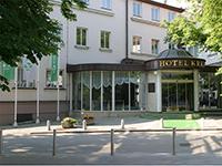 Общий вид отеля, Krka 4*, Ново Место, Словения