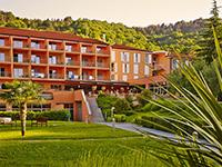 Общий вид отеля, Salinera 3*, Струньян, Словения