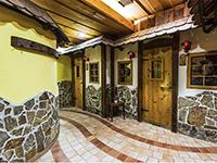 Интерьер отеля, Zeleni gaj 3*, Терме Бановци, Словения