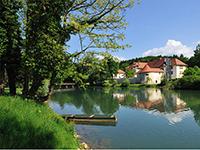 Общий вид отеля, Grad Otocec 5*, Шмарьешке Топлице, Словения
