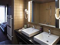 Ванная комната, Sotelia Podcetrtek 4*, Подчертек, Словения