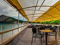 Ресторан, Новый свет, Новый свет, Крым