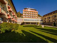 Экстерьер отеля, Spa Resort Sanssouci 4*, Карловы Вары, Чехия